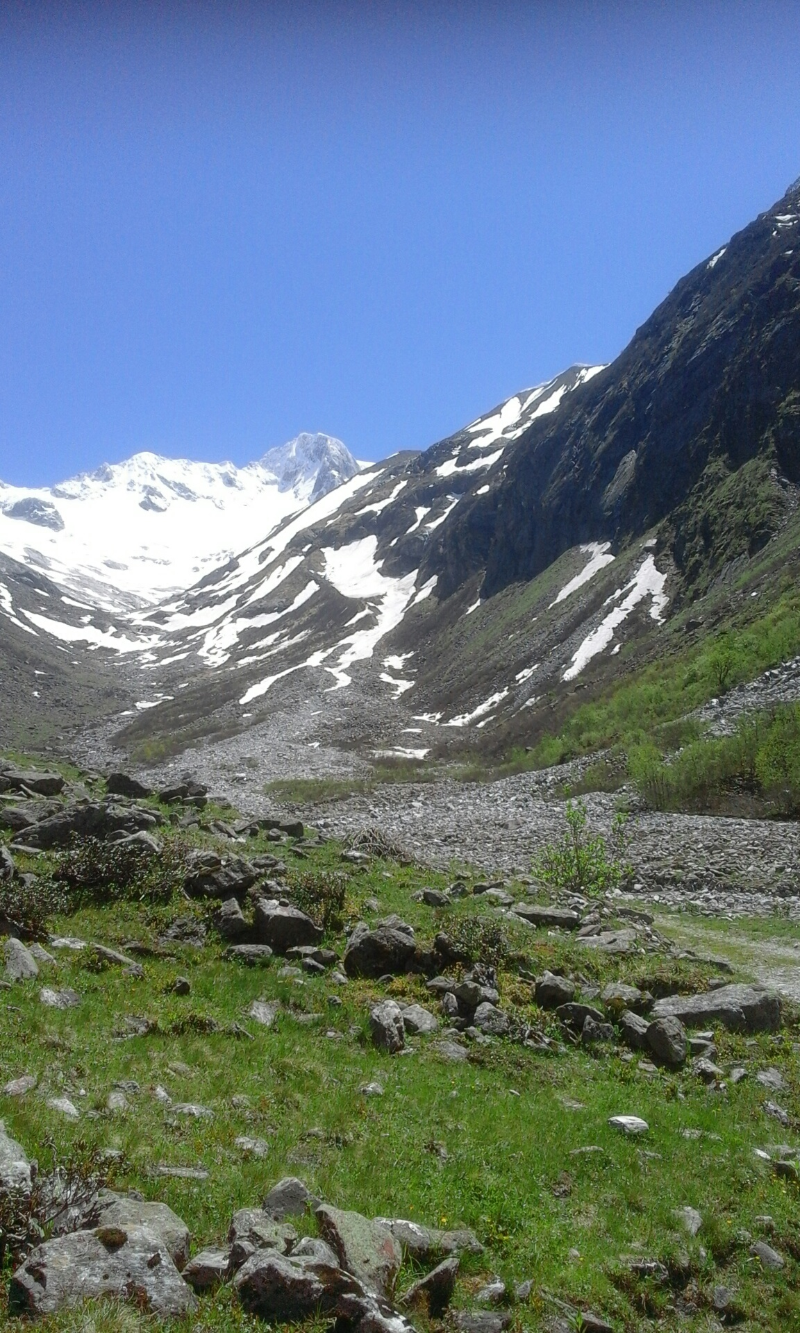 Wanderung ins Floitental-Hike into the Floitental