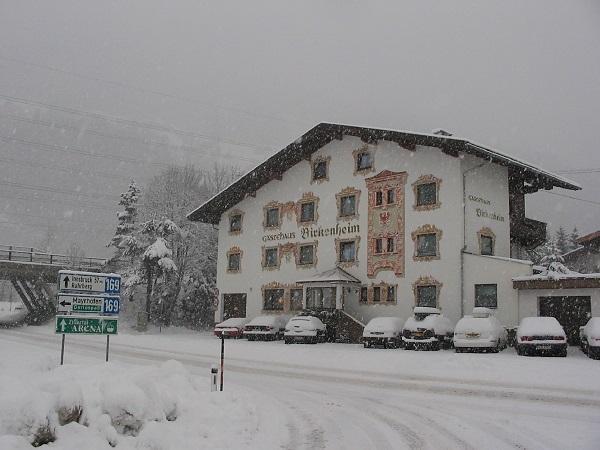 Haus Winter 2004