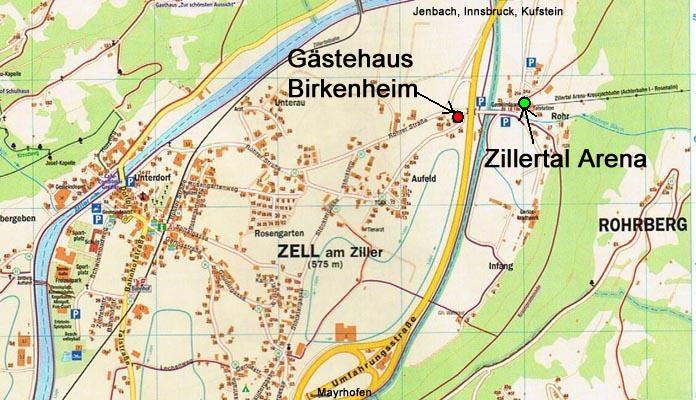 Ortsplan Zell 696x400